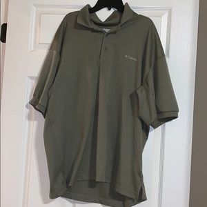Columbia men's polo